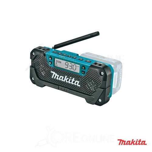 Makita MR052 radio portatile a batteria