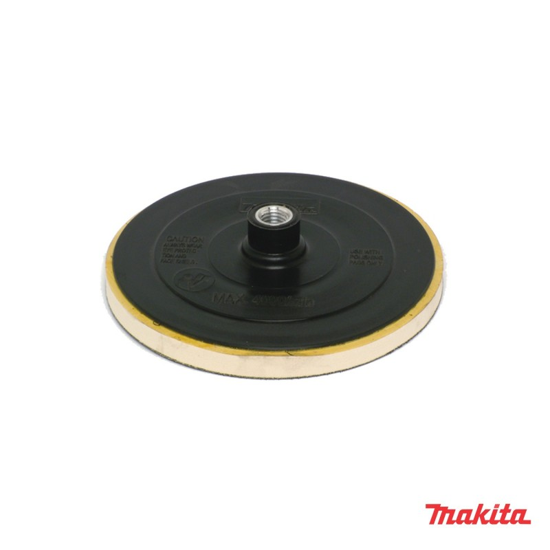 Plattorello Makita 180mm in velcro 743053-3