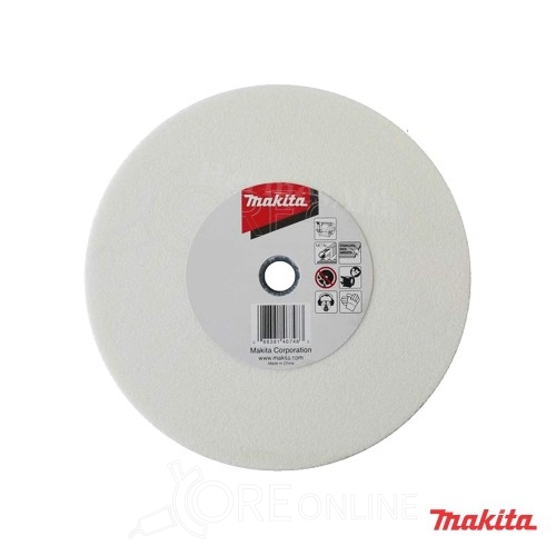 Disco per mola makita B-51926 grana WA60 150 mm