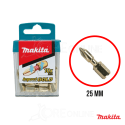 Makita impact Gold inserti PH (PHILLIPS) (10 Pezzi)