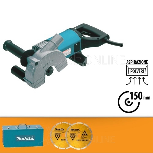 Scanalatore Makita SG150