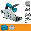 Sega circolare ad affondamento Makita SP6000J 165 mm