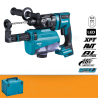 Makita Tassellatore SDS-PLUS DHR182ZJW + ASPIRAZIONE + KIT ENERGY