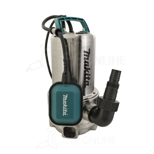 Makita PF0610 Pompa ad immersione 180 l/min ACQUE SCURE - CHIARE