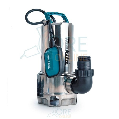 Makita PF1110 Pompa ad immersione 250 l/min ACQUE SCURE - CHIARE