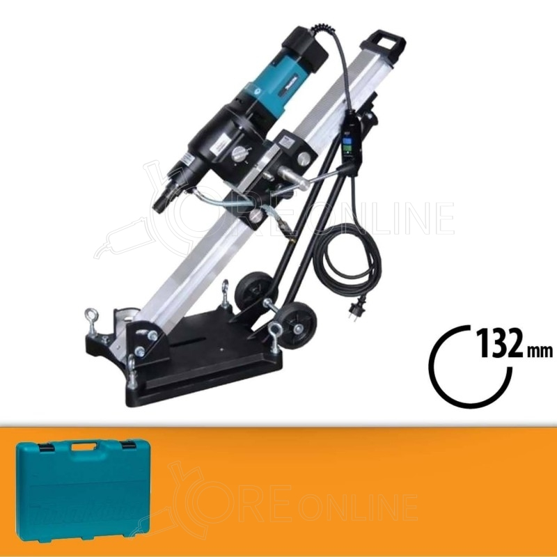 Carotatrice a acqua Makita DBM131KIT