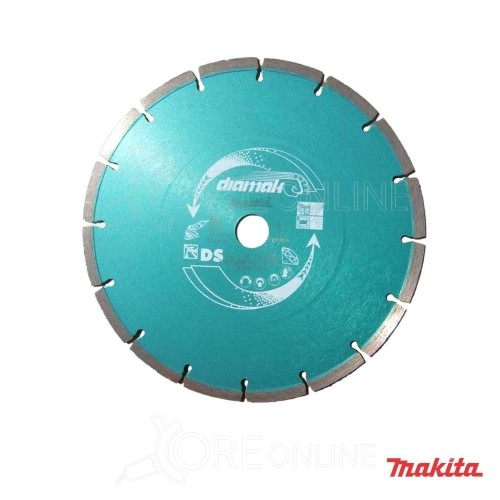 Disco diamantato 230 mm Makita P-44155