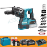 Makita HR002GM202 Tassellatore a tre funzion SDS-PLUS 40V XGT