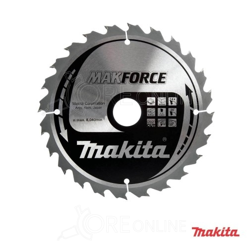 Lama makita Makforce B-08268 270 mm