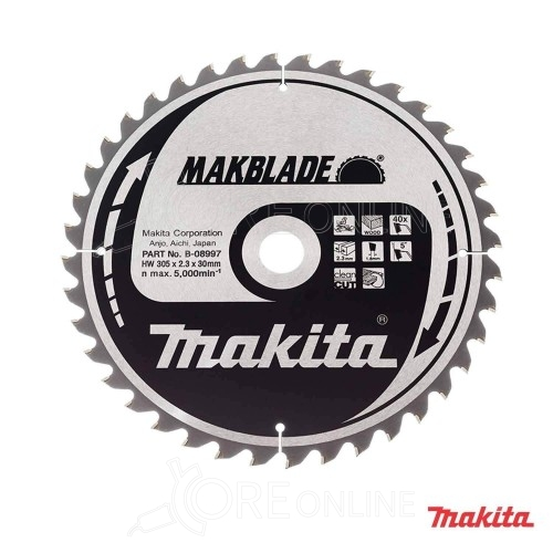 Lama makita Makblade B-08997 305 mm