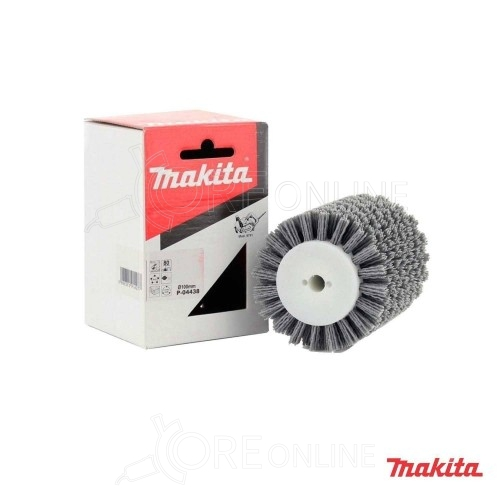 Makita, Rullo in nylon abrasivo, grana 80, P-04438