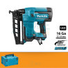 Makita DBN600ZJ chiodatrice a batteria + KIT ENERGY 191A24-4