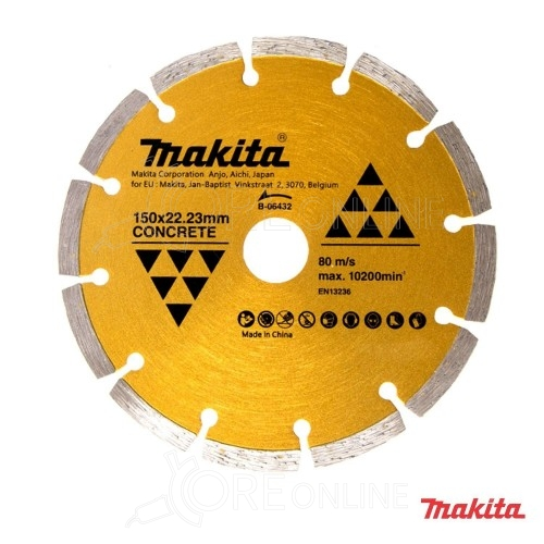 Disco diamantato 150 mm Makita B-06432