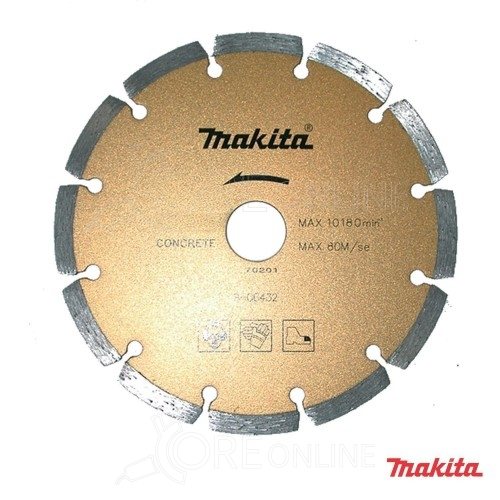 Disco diamantato 180 mm Makita A-87600