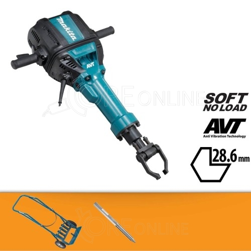 Makita HM1812 martello demolitore AVT ESAG. 28,6 mm