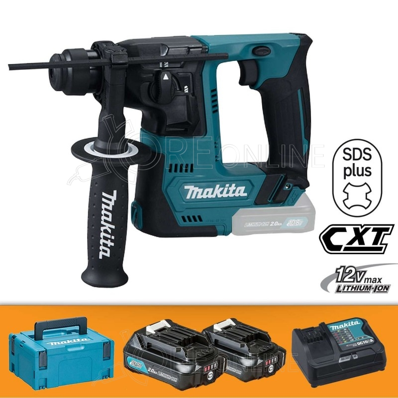 Makita Tassellatore SDS-PLUS HR140DSAJ