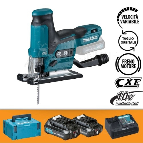 Seghetto alternativo Makita JV102DSAJ