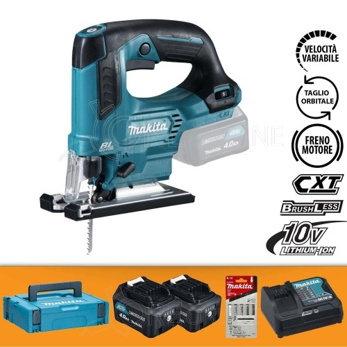 Seghetto alternativo Makita JV103DSMJ