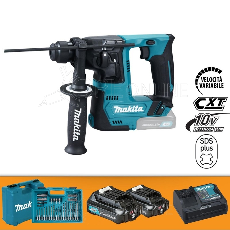 Makita Tassellatore SDS-PLUS HR140DSAE1