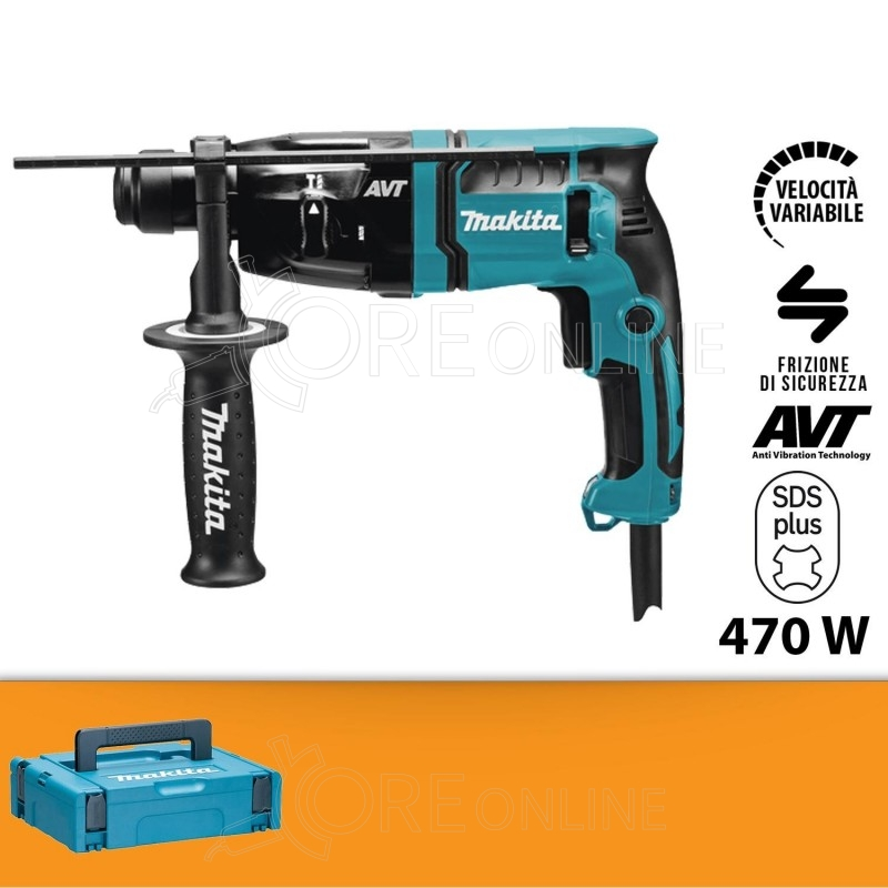 Tassellatore SDS-PLUS Makita HR1841FJ