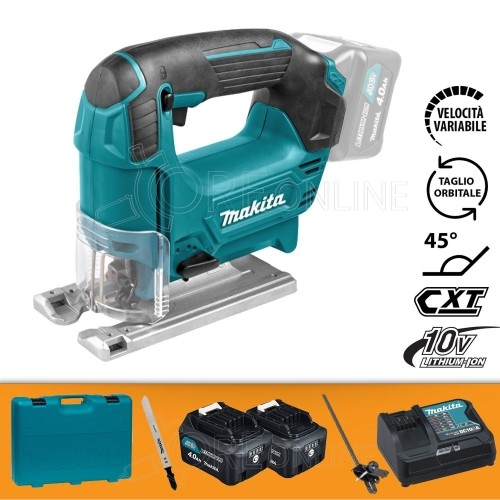 Seghetto alternativo Makita JV101DSME