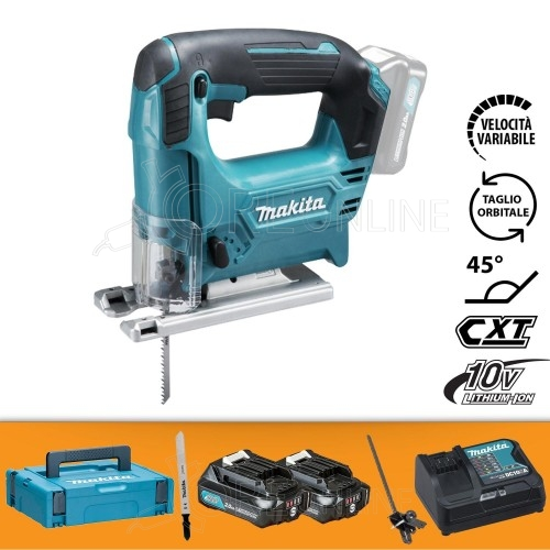 Seghetto alternativo Makita JV101DSAJ