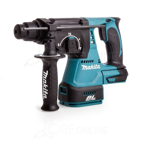 Makita Tassellatore a tre funzion SDS-PLUS DHR242ZJ