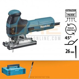 Seghetto alternativo Makita 4351TJ 580 W